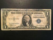 USA  1 Dollar 1935  -- Silver Certificate    -- Rare Type