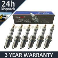 6X IRIDIUM TIP SPARK PLUGS FOR BMW 3 SERIES 325 TI 2001-2005
