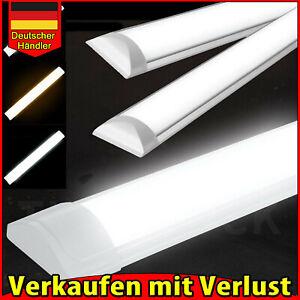 ⭐⭐⭐⭐⭐LED Feuchtraumlampe Garage Deckenleuchte Wannenleuchte 30/60/90/120cm Röhr
