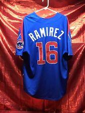 AUTHENTIC Men's Majestic Chicago Cubs Aramis Ramirez Jersey Size L