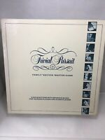 Vintage Trivial Pursuit Family Edition Master Game 1988