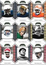 2011 PRESS PASS LEGENDS HALL OF FAME & STARS (12) CARD LOT SEE LIST & SCANS