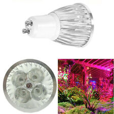 GU10 5W (3Blue&2 Red) AC85-265V Plant LED Grow Light LED Bulb Sport Light
