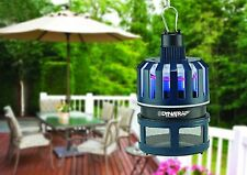 Dynatrap DT150 Odor Free No Zap Ultralight Insect and Mosquito Trap