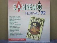 SANREMO - FESTIVAL 92 -  LP - 33 GIRI - SEALED!