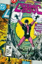 Cosmic Boy #1, #2, #3, and #4 Complete set