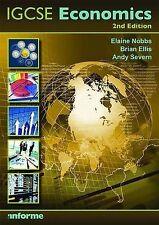 Igcse Economics Nobbs  Elaine 9781905504954