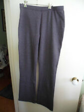 BRAND NEW WOMENS TROUSERS STRETCH SLIM LINE PANTS BISCOE GREY MARLE SIZE XL