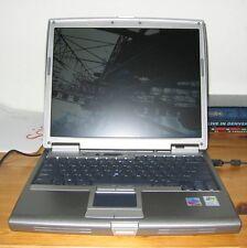 DELL LATITUDE X300 Pm 1,2GHZ 640MB 30GB CD-RW - XP PRO