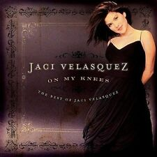 On My Knees: The Best of Jaci Velasquez by Jaci Velasquez (CD, May-2006, Word Di