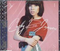 CARLY RAE JEPSEN KISS + 4 BONUS TRACKS DELUXE VERSION SEALED CD NEW 2012