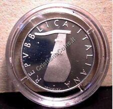 REPUBBLICA ITALIANA 5 Lire 1994 Proof  Fondo Specchio