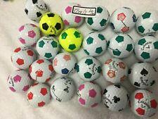 New listing 24 Callaway Chrome.Soft Truvis Mixed Pattern 5A/4A Mixed Golf Balls(T24/2)