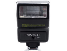 Flash universale Vantage Auto flash X-370 con contatto caldo e presa sincro.