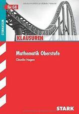 Klausuren / Mathematik Oberstufe für G8 von Hagan, Claudia   Buch   Zustand gut