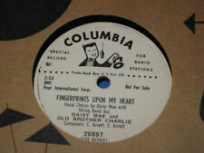 """Old Brother Charlie Daisy Mae""""I DREAMED OF AN OLD LOVE AFFAIR"""