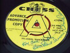 "Tommy Tucker:   Hi-Heel Sneakers   1968   UK PROMO Chess  7"""