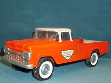 "VINTAGE NYLINT TOY U-HAUL RENTAL FORD PICK UP TRUCK PRESSED STEEL 13-1/2"" LONG"