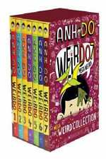 NEW Weirdo Mega Weird Collection 7 Book Collection by Anh Do *FREE EXP SHIPPING*