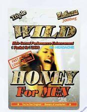 Wild Honey 2000mg Triple Maximum Sexual Enhancement Sachet