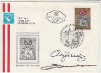 austria  1971 stamps cover ref 19266