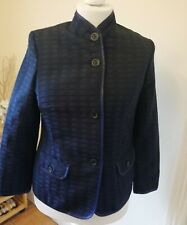 Godske  Ladies Jacket Blazer Size UK14. Navy, New comes with spare buttons.