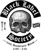 Black Label Society - Sonic Brew 20th Anniversary Blend 5.99 - 5.19 [N