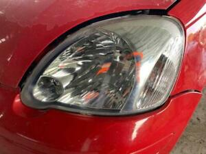 2003 TOYOTA ECHO LEFT HAND SIDE HEAD LIGHT, NCP10R, 3DR HATCH