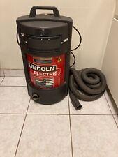 Lincoln Miniflex Fume Extractor 120v Welder Welding Fume Extractor Vacuum