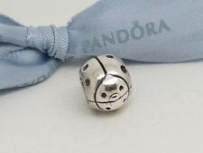 Authentic Pandora LadyBird Bead Lady Bug Charm - 790135