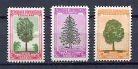 27906) DOMINICANA REP. 1956 MNH** Nuovi** Reforestation