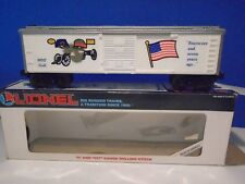 LIONEL 19517 CIVIL WAR REEFER CAR...MINT IN THE BOX