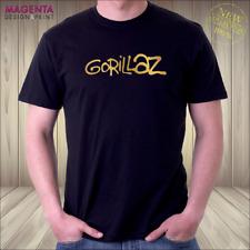 GORILLAZ T-Shirt   UnOfficial MUSIC GR8 Birthday Gift idea •BNWT_FREE UK P&P