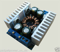 10A DC-DC BUCK BOOST MODULE STEP DOWN UP 5-30V TO 1-30V WITH CURRENT CONTROL