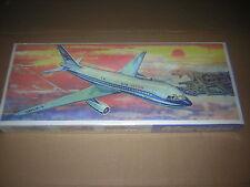 l'1/100 MERCURE  avion de ligne AIR INTER PLASTICART                         1/7