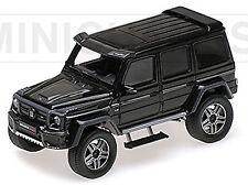 1 43 Minichamps Mercedes Brabus 500 4x4² 2016 Black