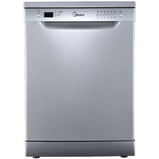 Midea MDWCSS Freestanding Dishwasher 60cm Stainless Steel – 12 Place Settings