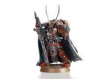 Warhammer 40,000 Dark Vengeance 7th edition Chaos Lord (unpainted)