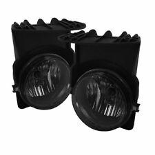 Spyder Auto Halogen Fog Lights-Black/Smoke, 03-06 Sierra 1500/HD; 5038388