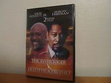 THE RIVER NIGER / DEATH OF A PROPHET DVD - I combine shipping - BRAND NEW SEALED