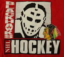 Vintage Chicago Blackhawks Nhl Hockey Logo 7 Shirt Size Xl