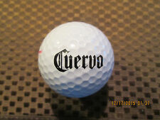 Logo Golf Ball-Cuervo.Jose Cuervo.Alcohol.