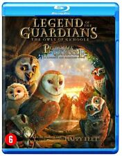 BLU-RAY LEGEND OF THE GUARDIANS - NLO - DTS HD - RB - NLO - MASTERPIECE