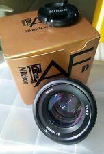 Nikon afd 50mm 1.4