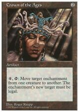 MTG 4x CROWN OF THE AGES - 5th Edition *Rare Artifact*