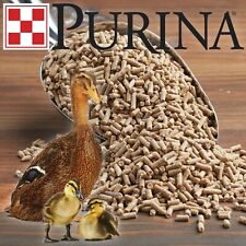 Purina Duck Feed Nutritionally Complete All Life-Stages LB Niacin Bulk 10 LBS