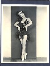 SEXY HELENE COSTELLO - NEAR MINT COND PHOTO BY P. DUNCAN - 1930s