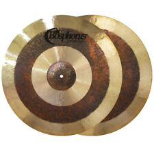 Bosphorus Antique Crisp Hi hat Cymbales 12 Zoll