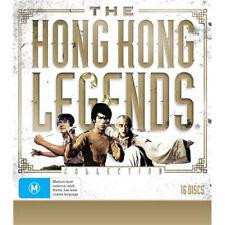 The Hong Kong Legends Collection NEW PAL 12-DVD Set Jackie Chan Bruce Lee Jet Li