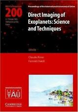 NEW - Direct Imaging of Exoplanets (IAU C200): Science and Techniques